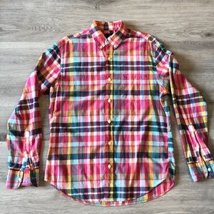 J. Crew Factory button down